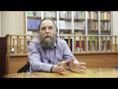 Alexander Dugin on Ethnosociology - Post-society: Ethnos in Trans-Human Conditions