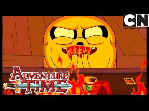 Cards Wars | Adventure Time | Cartoon Network