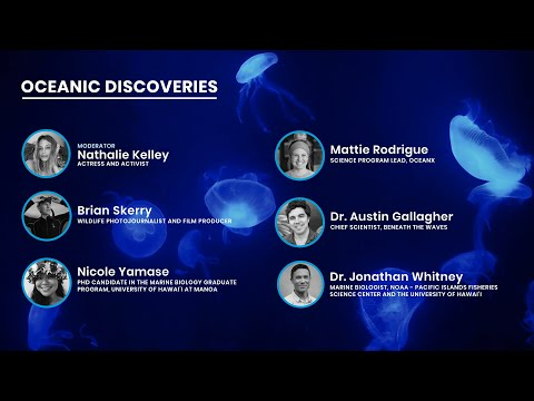 Oceanic Discoveries | UN World Oceans Day