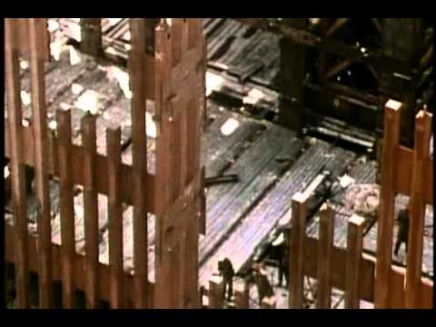 World Trade Center Construction 1966 - 1973
