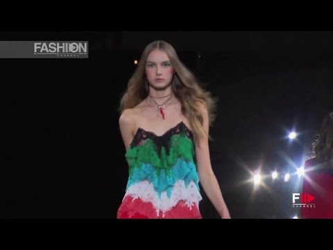 ALEXIS MABILLE Spring Summer 2016 Paris Fashion Week by Fashion Channel
