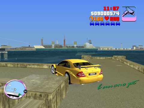 Grand Theft Auto. Vice City - Real Mod # 5