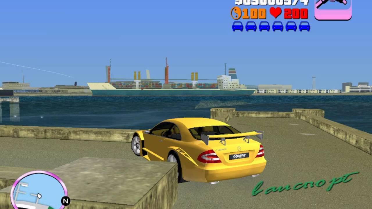 Gta vice city super coche mod