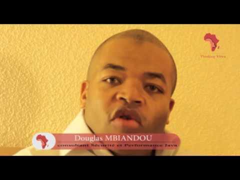 Douglas MBIANDOU| l'informatique pour le développement de l'Afrique
