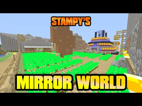 Stampy's Mirror World Tutorial
