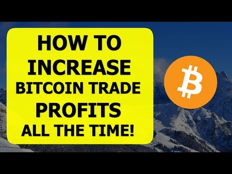 How to Trade Bitcoin with Higher Profits - ALL THE TIME!