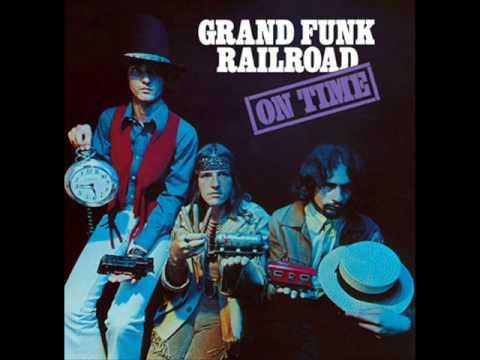 grand funk railroad time machine