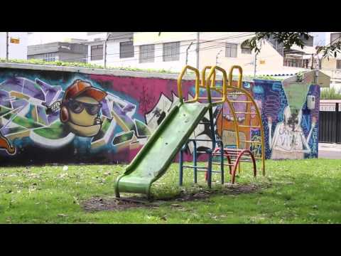 Grafiti: Los Tatuajes de Quito