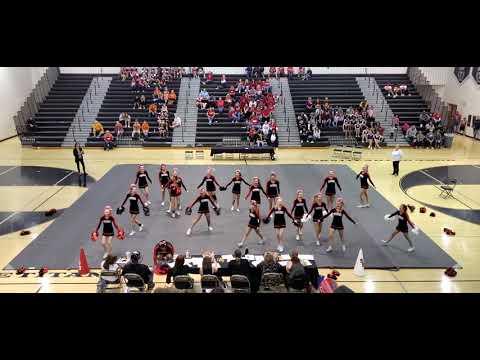 Sherando High School at Dominion 4th Annual Cheer Challenge 2019
