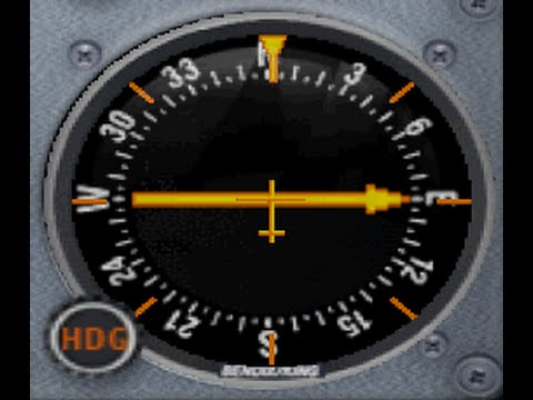 FSX Tutorial: Automatic Direction Finder (ADF)