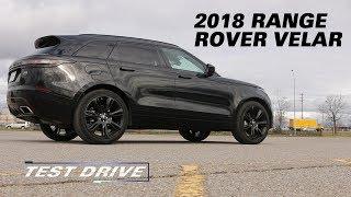 2018 Range Rover Velar - Test Drive