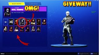 logging in to cracked fortnite accounts+ Giveaway