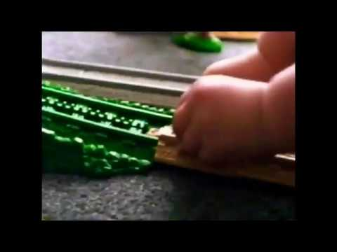 GeoTrax Rail & Road System Commercial - Big City Lights Center