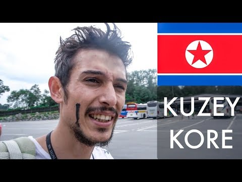 KUZEY KORE SINIRINA GİTTİM! (Özel video)