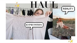 SUMMER TRY ON HAUL BOOHOO