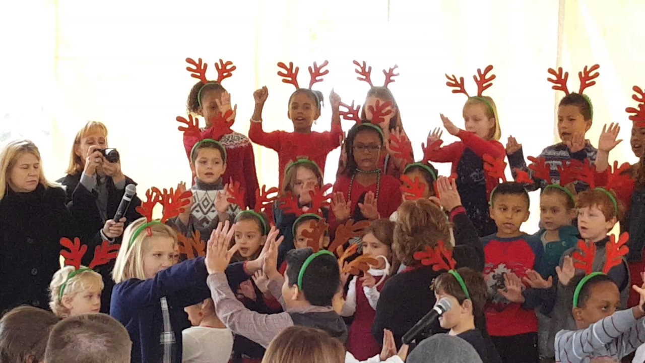 Garden Hills Elementary Chorus K 2nd Youtube