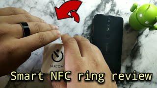 Smart Ring NFC Wear Jakcom R3 Review + Unboxing