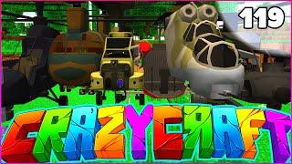"Minecraft CRAZY CRAFT 3.0 SMP - ""WE"