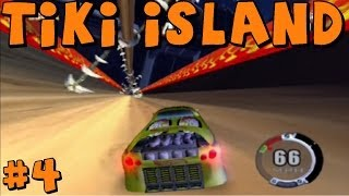 Tomcat Plays | Hot Wheels: Stunt Track Challenge | Part 4 | Tiki Island