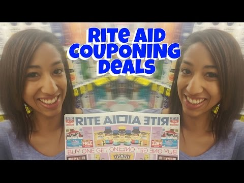 Rite Aid Extreme Couponing (8/14-8/20/2016)