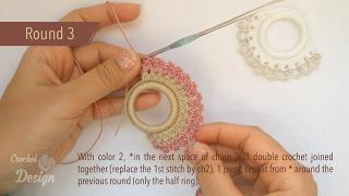 Crochet Tutorial: Elegant Napkin Ring for Chic Table