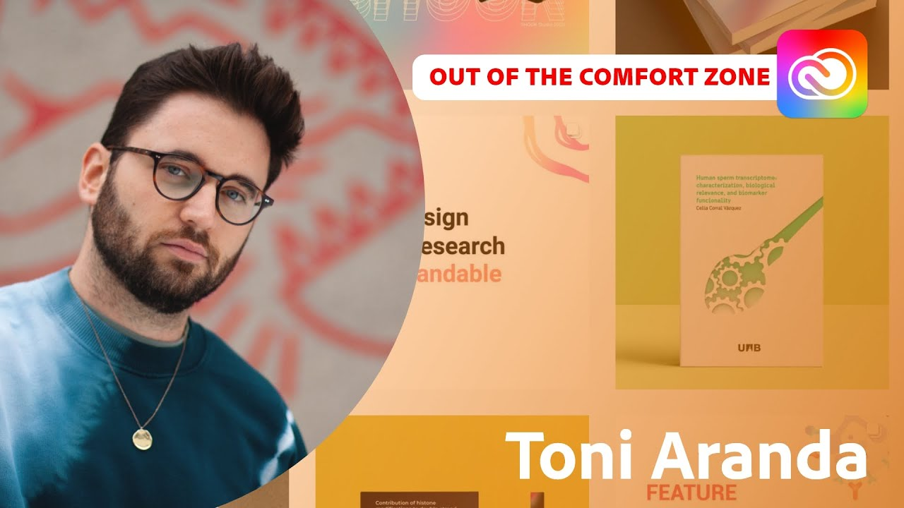 Out of the Comfort Zone With Toni Aranda, Pushing the Limits of Reality | Adobe Live