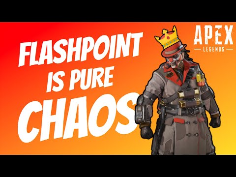 Flashpoint is Pure Chaos | Apex Legends: Season 6