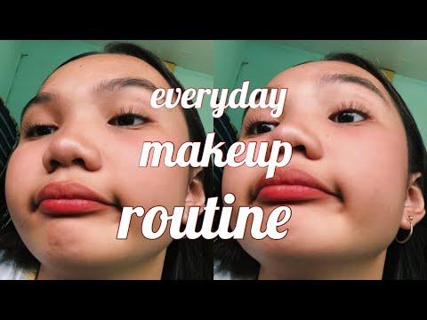 Everyday Makeup Routine🌻// Stephanie D.