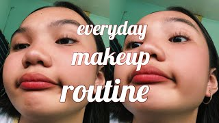 Everyday Makeup Routine🌻// Stephanie D.