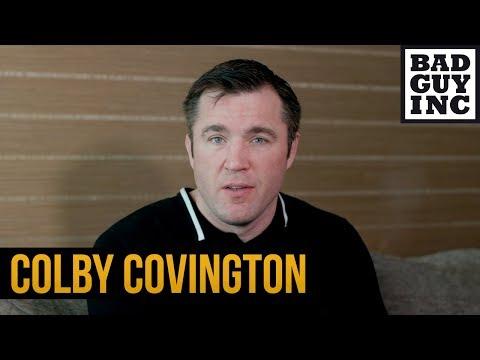 Re: Colby Covington ambushing Dana White...