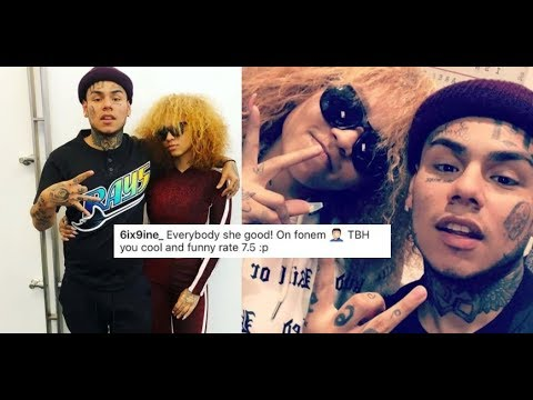 6ix9ine Rescues Cuban Doll from the wrath of Tadoe and Brings her to Hawaii for his Birthday.
