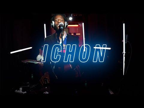 Youtube: Ichon en live chez Radio Nova | Chambre noire