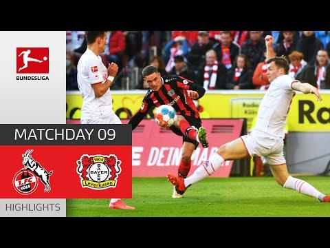 Köln Bayer Leverkusen Goals And Highlights
