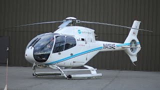 Video Airbus Eurocopter EC120B Colibri helicopter flight and review + how to fly download MP3, 3GP, MP4, WEBM, AVI, FLV Agustus 2018