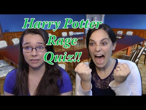 Pottermasters - The Real Harry Potter Characters - Crazy Hard!