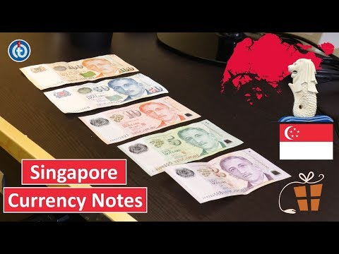 Singapore Dollar Currency Notes and Denominations In Hindi