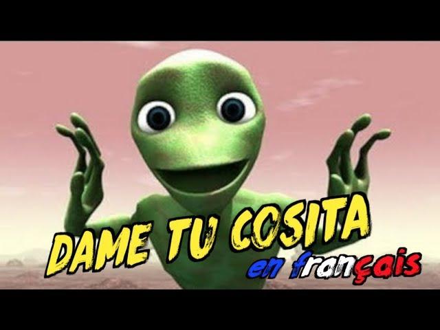 El Chombo Dame Tu Cosita Traduction En Francais Frank Cotty Youtube