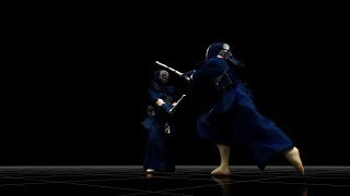 KENDO - Yukiko Takami/4D View DEMO - IS JAPAN COOL? DOU(剣道 - 鷹見 由紀子)