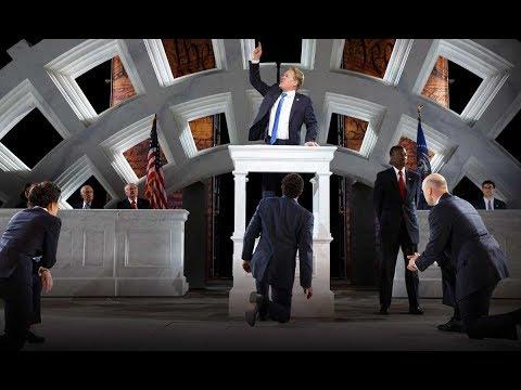 Trump as Caesar Doesn't Make Sense - Shakespeare In The Park