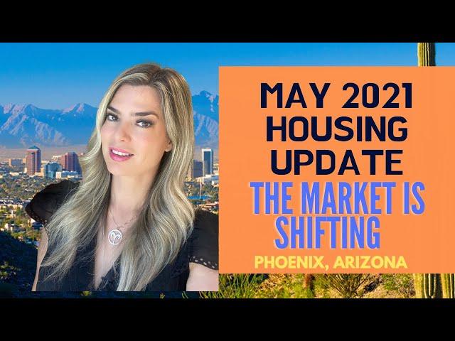 Phoenix Real Estate Market May 2021