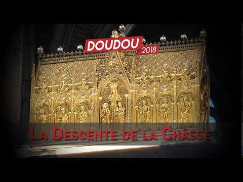 Doudou 2018 - La descente de la Châsse de Ste Waudru
