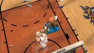 NBA 2K14 - Mavericks vs Suns Gameplay (PS3)