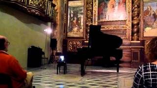 THE CONCERT WITHOUT MUSICIANS - C.L.U.S.T.E.R. - Music and Piano: Massimo Salotti