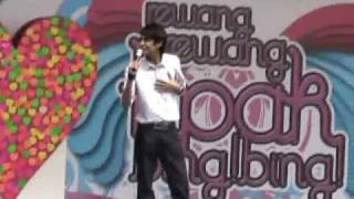 Aliff Aziz - Cinta Arjuna - Rewang Rewang Kpak Bing Bing