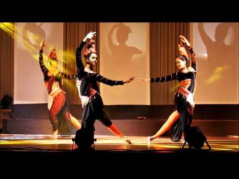 තුන් රංග (Three sister's dance)