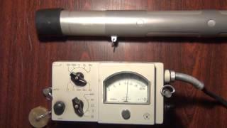 ☢ Дозиметр радиометр СРП 68-01 (СРП68, СРП 6801, сцинтилляционный). Серийный номер  1537 (1983 г.в.)(, 2016-08-02T06:57:44.000Z)