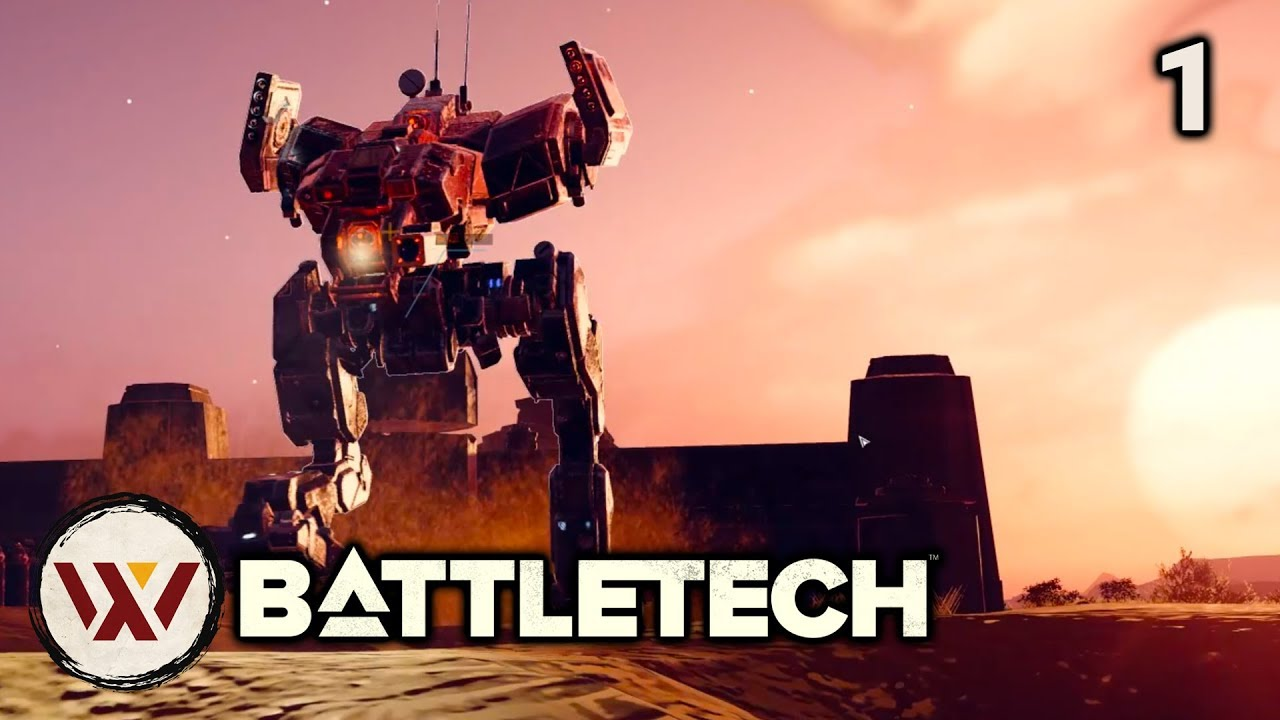 Better Start! s3e1 - LIGHT MECH ONLY Battletech Campaign  Let's Play  Battletech Gameplay