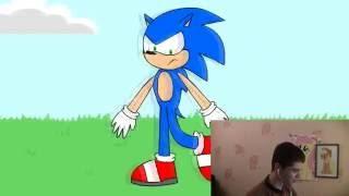 Doc.BronyAlex реагирует на Sonic VS Rainbow Dash