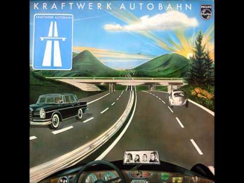 Kraftwerk - Autobahn, full LP (1974)