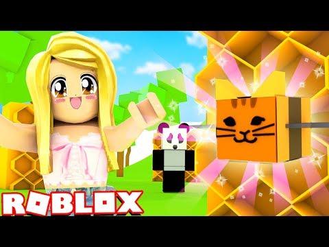 CZY ZDOBĘDĘ NAJPIĘKNIEJSZĄ PSZCZOŁĘ W ROBLOX!! (Bee Swarm Simulator) | Bella i Vito